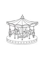 Carousel-coloring-pages-13