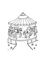 Carousel-coloring-pages-14
