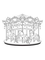 Carousel-coloring-pages-17