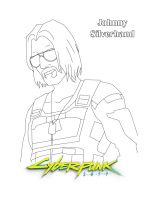 Cyberpunk2077-coloringpages-15