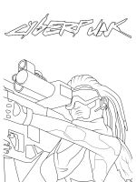 Cyberpunk2077-coloringpages-9