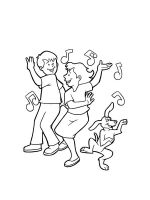 Dancing-coloring-pages-2