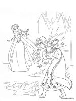 Elsa-coloring-pages-9