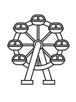 Ferris-Wheel-coloring-pages-4