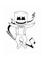 Fortnite-Marshmello-coloringpages-12
