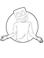 Fortnite-Marshmello-coloringpages-4