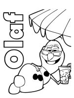 Frozens-Olaf-coloring-pages-7