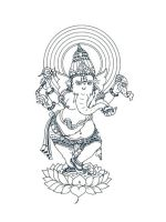 Ganesha-coloring-pages-12