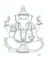 Ganesha-coloring-pages-4