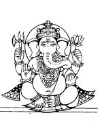 Ganesha-coloring-pages-8
