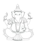 Ganesha-coloring-pages-9