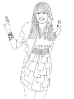 Hannah-Montana-coloring-pages-6