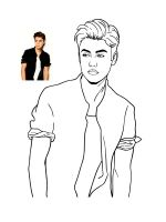 Justin-Bieber-coloring-pages-8