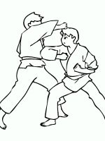 Karate-coloring-pages-14