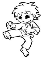 Karate-coloring-pages-7