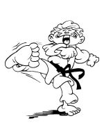 Karate-coloring-pages-9