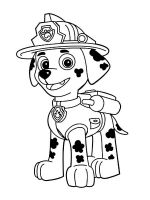 Marshall-paw-patrol-coloring-pages-2