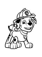 Marshall-paw-patrol-coloring-pages-5