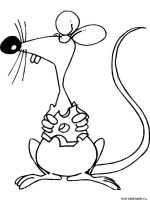 Mouse-coloring-pages-9