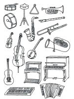 Musical-Instrument-coloring-pages-7