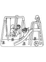 Playground-coloring-pages-4