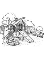 Playground-coloring-pages-9