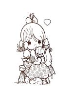 Precious-Moments-coloring-pages-6