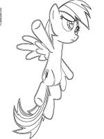 Rainbow-Dash-coloring-pages-7