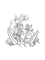 Ratchet-Clank-coloring-pages-4