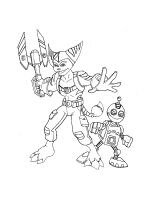 Ratchet-Clank-coloring-pages-5