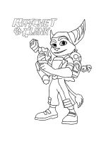 Ratchet-Clank-coloring-pages-9