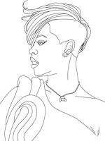 Rihanna-coloring-pages-4