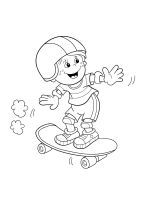 Skateboarding-coloring-pages-6