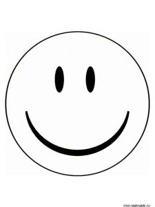 Smiley-Face-coloring-pages-1