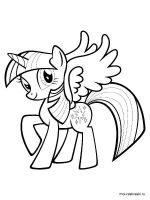 Twilight-Sparkle-coloring-pages-1