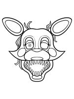 animatronics-foxy-coloring-pages-1