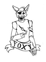 animatronics-foxy-coloring-pages-10