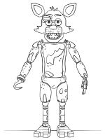 animatronics-foxy-coloring-pages-2