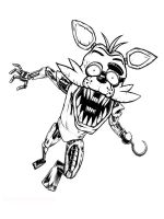 animatronics-foxy-coloring-pages-9