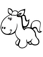 cartoon-horse-coloring-pages-7
