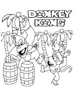 donkey-kong-coloring-pages-1