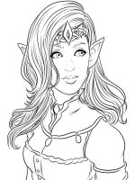 elf-coloring-pages-7