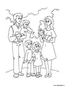 family-coloring-pages-11