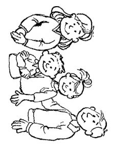 family-coloring-pages-2