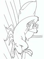 foghorn-leghorn-coloring-pages-1