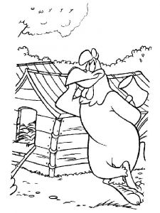 foghorn-leghorn-coloring-pages-2
