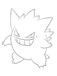 gengar-coloring-pages-3