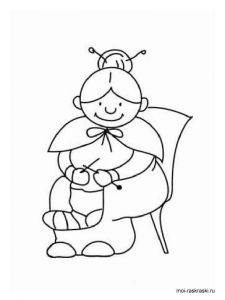 grandma-coloring-pages-12