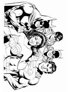 justice-league-coloring-pages-4