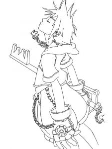 kingdom-hearts-coloring-pages-11